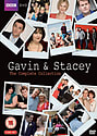 Gavin and StaceySeries 1-3 and 2008 Christmas Special DVD
