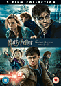 Harry Potter and the Deathly Hallows Parts 1-2 DVD