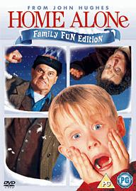 Home Alone - Family Fun Edition DVD