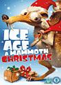 Ice Age Mammoth Christmas DVD