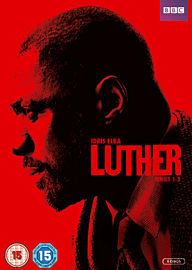 Luther - Series 1-3 DVD