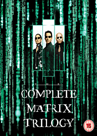 Matrix the Complete Trilogy DVD