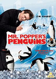 Mr Poppers Penguins DVD