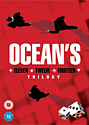 Oceans Trilogy 11, 12 and 13 DVD