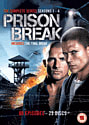 Prison Break Seasons 1-4 DVD