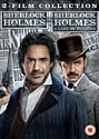 Sherlock Holmes / Sherlock Holmes a Game of Shadows Double Film Pack DVD
