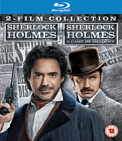 Sherlock Holmes/ Sherlock Holmes a Game of Shadows Double Film Pack Blu Ray