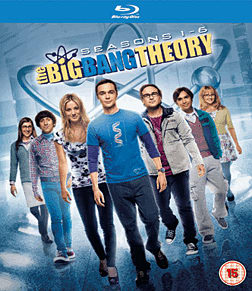 The Big Bang Theory - Season 1-6 Blu Ray