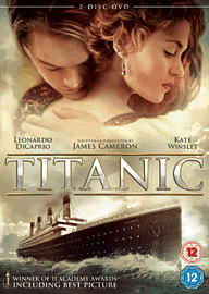 Titanic - Remastered DVD