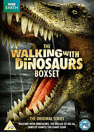 Walking with Dinosaurs Box Set DVD