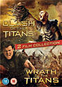 Clash of the Titans / Wrath of the Titans Double Film Pack DVD