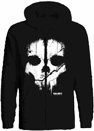 Call of Duty: Ghosts Hoodie - Large Clothing and Merchandise