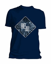 Call of Duty: Ghosts Free Fall T-Shirt - Medium Clothing and Merchandise