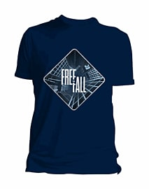 Call of Duty: Ghosts Free Fall T-Shirt - Large Clothing and Merchandise