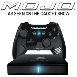 Mad Catz M.O.J.O. Micro-Console for AndroidTM Electronics
