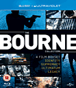 The Bourne Collection with UV Blu Ray
