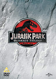Jurrasic Park Trilogy with UV Copy DVD