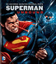 Superman Unbound Blu Ray