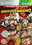 Borderlands and Borderlands 2 Double Pack Xbox 360