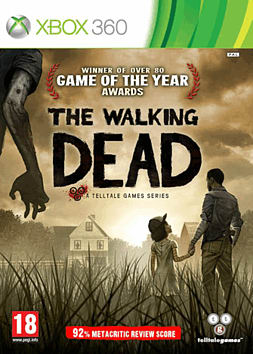 The Walking Dead - A Telltale Games Series - Game of the Year Edition Xbox 360