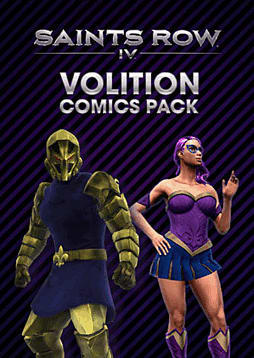 Saints Row IV - Volition Comic Pack PC Games