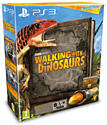 PlayStation Move Starter Pack with Wonderbook: Walking with Dinosaurs PlayStation-3