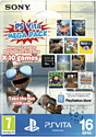 PlayStation Vita Kids MEGA Pack with 16GB Memory Card Accessories