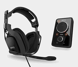 Astro A40 Gaming Headset Black Accessories