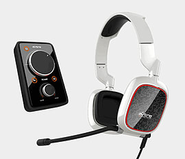 Astro A30 Gaming Headset White Accessories