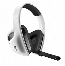 Skullcandy SLYR Stereo Headset (White) Accessories
