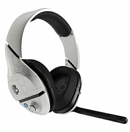 Skullcandy PLYR 1 Dolby 7.1 Surround Sound (White) Accessories