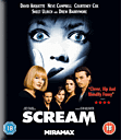 Scream Blu Ray