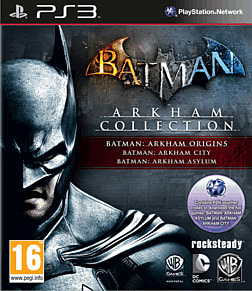 Batman Arkham Trilogy - Only at GAME PlayStation 3