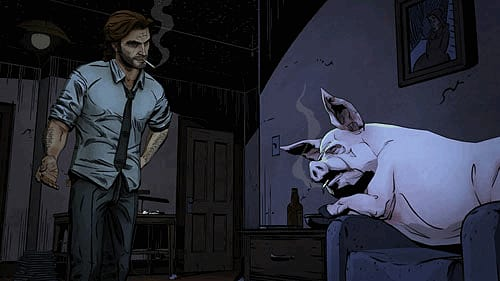 The Wolf Among Us on Xbox LIVE at GAME