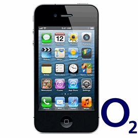 Preowned iPhone 4 16GB Black (Grade C) - O2 Electronics