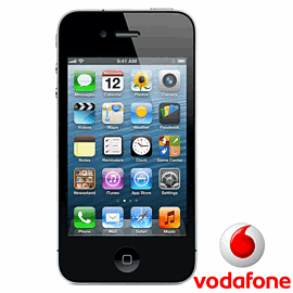 Preowned iPhone 4 16GB Black (Grade C) - Vodafone Electronics