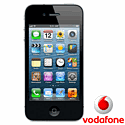 Preowned iPhone 4 16GB Black (Grade C) - Vodafone Electronics