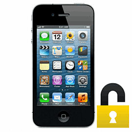 Preowned iPhone 4 16GB Black (Grade C) - Unlocked Electronics