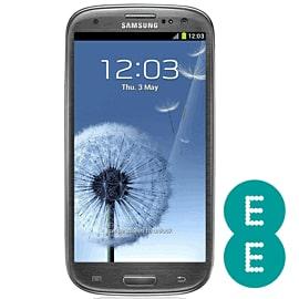 Preowned Samsung Galaxy S3 Titanium Grey (Grade B) - EE Electronics
