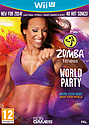 Zumba World Party With Belt Accessory Wii U