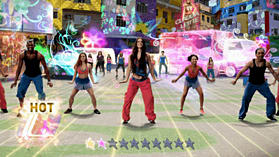 Zumba World Party screen shot 1