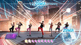 Zumba World Party screen shot 2
