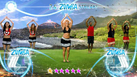 Zumba World Party screen shot 6