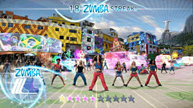 Zumba World Party screen shot 8