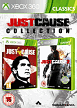 Just Cause and Just Cause 2 Double Pack Xbox 360