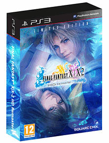 Final Fantasy X X-2 HD Remaster Limited Edition PlayStation-3
