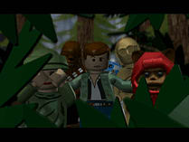 LEGO Star Wars: The Complete Saga screen shot 1