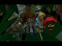 LEGO Star Wars: The Complete Saga screen shot 1