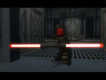 LEGO Star Wars: The Complete Saga screen shot 2