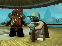 LEGO Star Wars: The Complete Saga screen shot 4